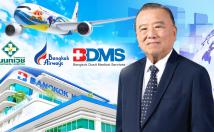 หมอเสริฐ หมอนักเทคโอเวอร์ ยังติดอันดับเศรษฐีหุ้นไทยปี 62