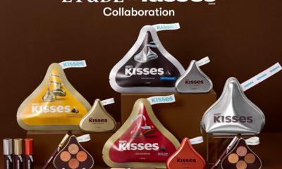 Etude x Hershey's Kisses เมคอัพสุดหอมหวาน ต้อนรับเดือนแห่งความรัก