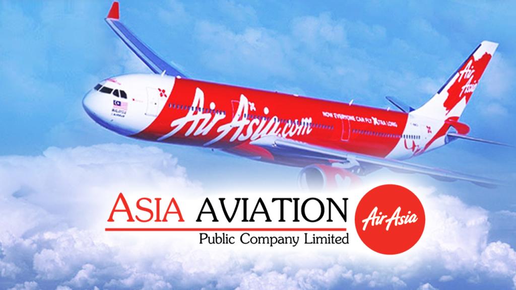 AAV เอเชีย เอวิเอชั่น หุ้นธุรกิจสายการบิน เข้ารายชื่อดัชนี SETTHSI –  ZaWebsite