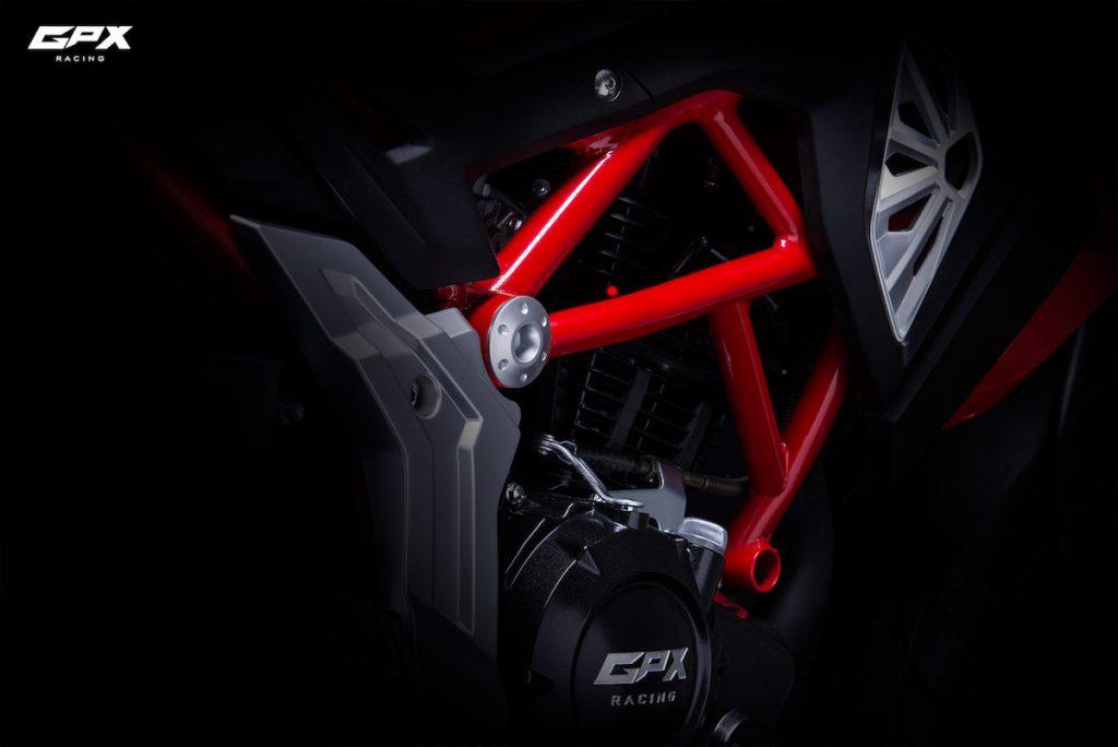 GPX Demon 150 GN