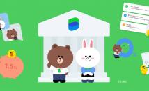 "LINE BK ครบเครื่องเรื่อง แชท-โอน-ยืม-จ่าย บริการทางการเงิน ""Social Banking"" เต็มรูปแบบรายแรกของไทย"