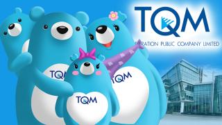 น้องใหม่ SET100 : TQM ทีคิวเอ็ม คอร์ปอเรชั่น ประกันภัยและประกันชีวิต