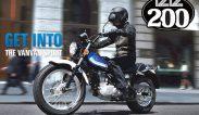 ใหม่ Suzuki VanVan 200 2017 ราคา ตารางผ่อน-ดาวน์