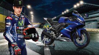 ใหม่ Yamaha YZF-R15 2017-2018 ยามาฮ่า วายแซดเอฟ-อาร์15 ราคา ตารางผ่อน-ดาวน์ Bigbike