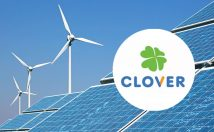 หุ้นใหม่พลังงานหมุนเวียนครบวงจร โคลเวอร์ เพาเวอร์ (CV)