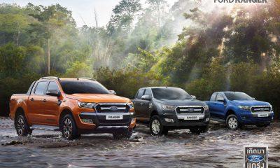 All New Ford Ranger เช็คราคา ผ่อน – ดาวน์ ปี 2017