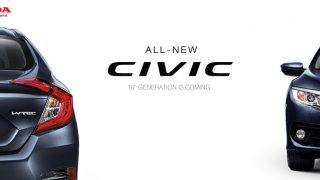 ฮอนด้า All New Civic 2017 ราคา ตารางผ่อน ปี 2017 - 2018