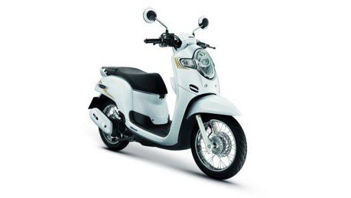 Honda Scoopy-i