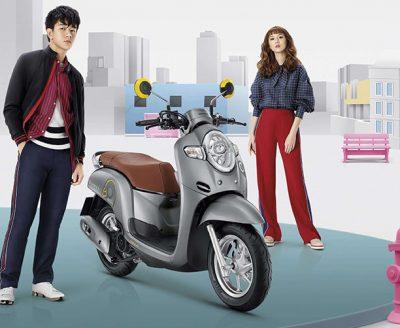 ใหม่ New Honda Scoopy i 2018 ฮอนด้า สกูปปี้ไอ ราคา ตารางผ่อน-ดาวน์