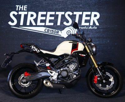 ใหม่ New Honda CB150R 2019 ฮอนด้า ซีบีอาร์ 150 อาร์ ราคา ตารางผ่อน-ดาวน์