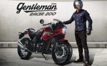 ใหม่ New GPX Legend Gentleman Racer 200 2018-2019 จีพีเอ็กซ์ เลเจนด์ เจนเทิลแมน เรเซอร์ 200 ราคา ตารางผ่อนดาวน์