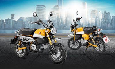 ใหม่ Honda Monkey 125 2018-2019 ฮอนด้า มังกี้ 125 ราคา ตารางผ่อน-ดาวน์