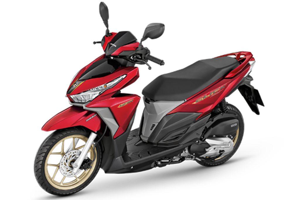 ใหม่ Honda Click 125i 2017-2018 ฮอนด้า คลิก 125 ไอ รีวิว ...