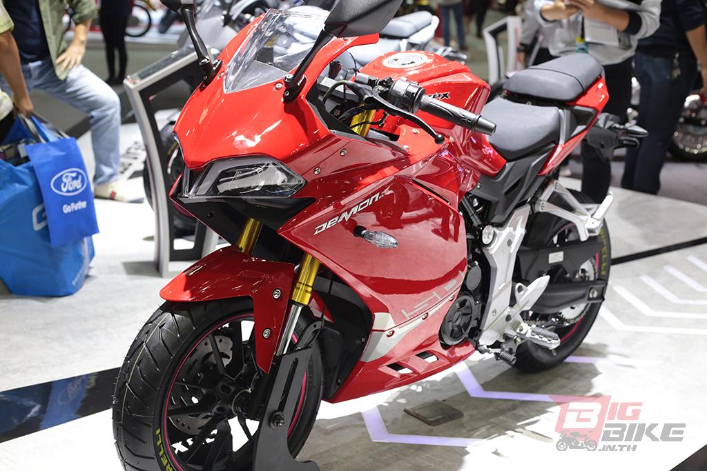 GPX Demon 150 GR
