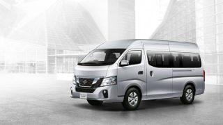 ใหม่ Nissan NV350 Urvan 2018 รีวิว รถตู้ นิสสัน เอ็นวี 350 เออร์แวน ราคา ตารางผ่อน-ดาวน์