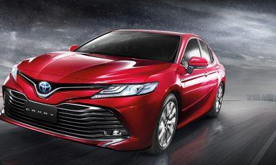 All New Toyota Camry 2018-2019 รีวิว โตโยต้า คัมรี่ ราคา ตารางผ่อน-ดาวน์