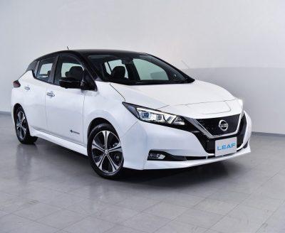 ใหม่ All-New Nissan Leaf 2019 นิสสัน ลีฟ ราคา ตารางผ่อน-ดาวน์