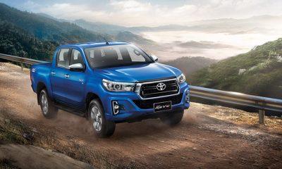 ใหม่ Toyota Hilux Revo Double Cab 2018-2019 โตโยต้า ไฮลักซ์ รีโว่ ดับเบิ้ลแค็บ รีวิว ราคา ตารางผ่อน - ดาวน์
