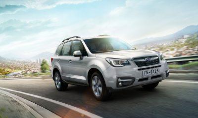 ใหม่ New Subaru Forester 2018-2019 ซูบารุ ฟอเรสเตอร์ ราคา ตารางผ่อน-ดาวน์