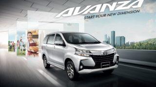 ใหม่ New Toyota Avanza 2019 โตโยต้า อแวนซ่า ราคา ตารางผ่อน-ดาวน์