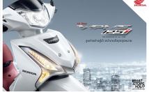 ใหม่ Honda Wave 125i 2018-2019 ฮอนด้าเวฟ 125 ไอ รีวิว ราคา ตารางผ่อน-ดาวน์