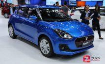 ใหม่ All New Suzuki Swift 2018-2019 ซูซูกิ สวิฟท์ รีวิว ราคา ตารางผ่อน-ดาวน์ รถเก๋ง 5 ประตู