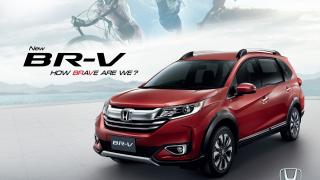 ใหม่ New Honda BR-V 2019 รีวิว ฮอนด้า บีอาร์-วี ราคา ตารางผ่อน-ดาวน์ แกร่งโฉบเฉี่ยวสไตล์สปอร์ต