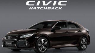 ใหม่ All New Honda Civic Hatchback 2018-2019 ฮอนด้า ซีวิค แฮทช์แบ็ก ราคา ตารางผ่อน-ดาวน์