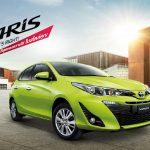 Toyota Yaris 2018 รีวิว โตโยต้า ยาริส ราคา ตารางผ่อน-ดาวน์