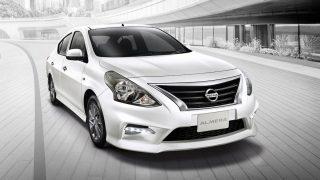 ใหม่ New Nissan Almera 2018 รีวิว นิสสัน อัลเมร่า ราคาตารางผ่อน-ดาวน์