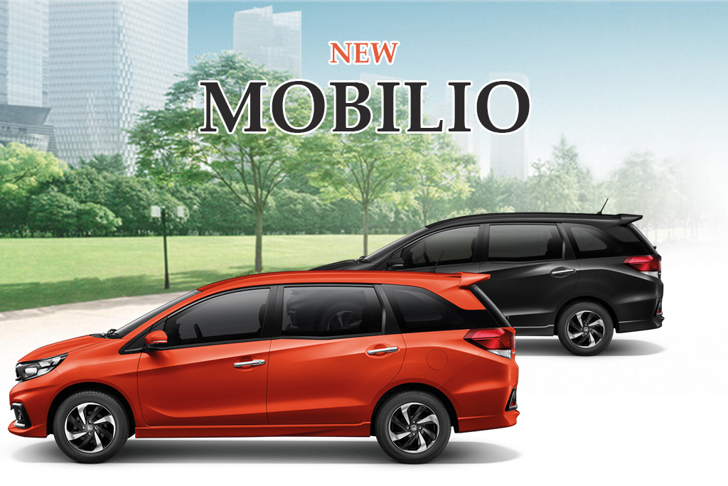 ใหม่ All New Honda Mobilio 2018-2019 รีวิว ฮอนด้า โมบิลิโอ ...