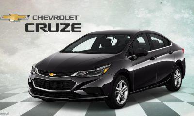 ใหม่ New Chevrolet Cruze 2018 เชฟโรเลต ครูซ รีวิว ราคา ตารางผ่อน-ดาวน์