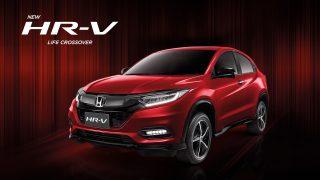 ใหม่ New Honda HR-V 2018 รีวิว ฮอนด้า เอชอาร์-วี ราคา ตารางผ่อน-ดาวน์ รถสปอร์ตครอสโอเวอร์