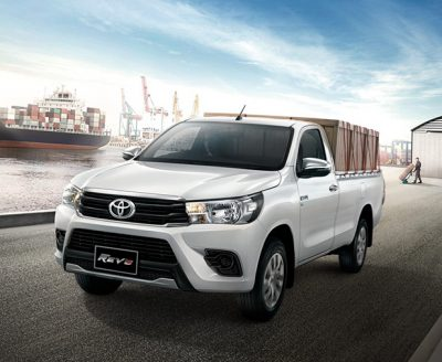 Toyota Hilux Revo Standard Cab 2018-2019 รีวิว โตโยต้า ไฮลักซ์ รีโว่ สแตนดาร์ด แค็บ ราคา โปรโมชั่น ตารางผ่อน-ดาวน์