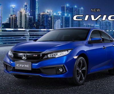 ใหม่ New Honda Civic 2018-2019 รีวิว ฮอนด้า ซีวิค ราคา ตารางผ่อน-ดาวน์
