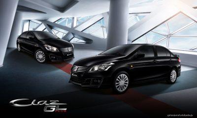 ใหม่ New Suzuki Ciaz GL Plus 2019 รีวิว ซูซูกิ เซียส จีแอล พลัส ราคา ตารางผ่อน-ดาวน์ รถยนต์ซีดาน