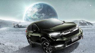 ใหม่ All New Honda CR-V 2018 รีวิว ฮอนด้า ซีอาร์วี ราคา ตารางผ่อน-ดาวน์