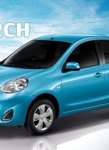 ใหม่ New Nissan March 2018 รีวิว นิสสัน มาร์ช ราคา ตารางผ่อน-ดาวน์