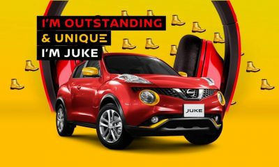 Nissan Juke 2018 รีวิว นิสสัน จู๊ค ราคา ตารางผ่อน-ดาวน์ รถยนต์สไตล์สปอร์ต ครอสโอเวอร์