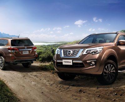 ใหม่ New Nissan Terra 2018-2019 นิสสัน เทอร์ร่า ราคา ตารางผ่อน-ดาวน์