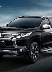 ใหม่ Mitsubishi Pajero Sport 2018 มิตซูบิชิ ปาเจโร่ สปอร์ต ราคา ตารางผ่อน-ดาวน์