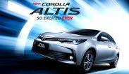 ใหม่ Toyota Corolla Altis 2018-2019 รีวิว โตโยต้า โคโรล่า อัลติส ราคา โปรโมชั่น ตารางผ่อน - ดาวน์