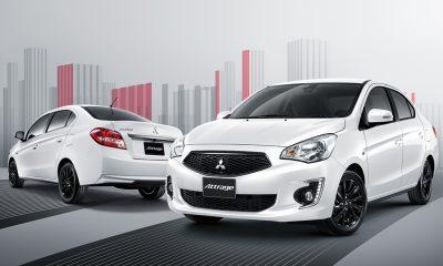 ใหม่ New Mitsubishi Attrage 2019 รีวิว มิตซูบิชิ แอททราจ ราคา ตารางผ่อน-ดาวน์