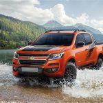 ใหม่ Chevrolet Colorado High Country Storm 2018-2019 รีวิว เชฟโรเลต โคโลราโด ไฮคันทรี สตอร์ม ราคา ตารางผ่อน-ดาวน์