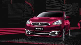ใหม่ New Mitsubishi Mirage 2018 รีวิว มิตซูบิชิ มิราจ ราคา ตารางผ่อน-ดาวน์