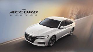 ใหม่ New Honda Accord 2019 รีวิว ฮอนด้า แอคคอร์ด ราคา ตารางผ่อน-ดาวน์