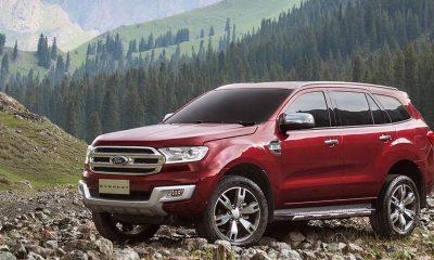 ใหม่ New Ford Everest Minorchange 2018 ฟอร์ด เอเวอเรสต์ ไมเนอร์เชนจ์ ราคา ตารางผ่อน-ดาวน์