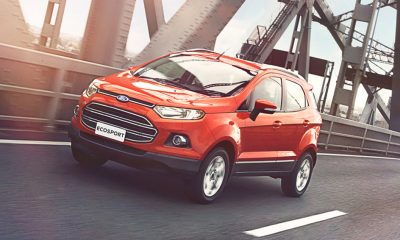 ใหม่ New Ford Ecosport 2018 รีวิว ฟอร์ด เอคโคสปอร์ต ราคา ตารางผ่อน-ดาวน์