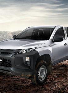 ใหม่ New Mitsubishi Triton Single Cab 2019 รีวิว มิตซูบิชิ ไทรทัน ซิงเกิลแค็บ ราคา ตารางผ่อน-ดาวน์ รถกระบะ