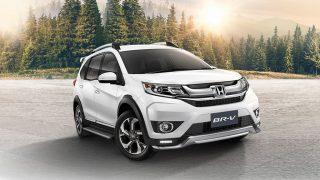 Honda BR-V 2018-2019 รีวิว ฮอนด้า บีอาร์-วี ราคา ตารางผ่อน-ดาวน์ แกร่งโฉบเฉี่ยวสไตล์สปอร์ต